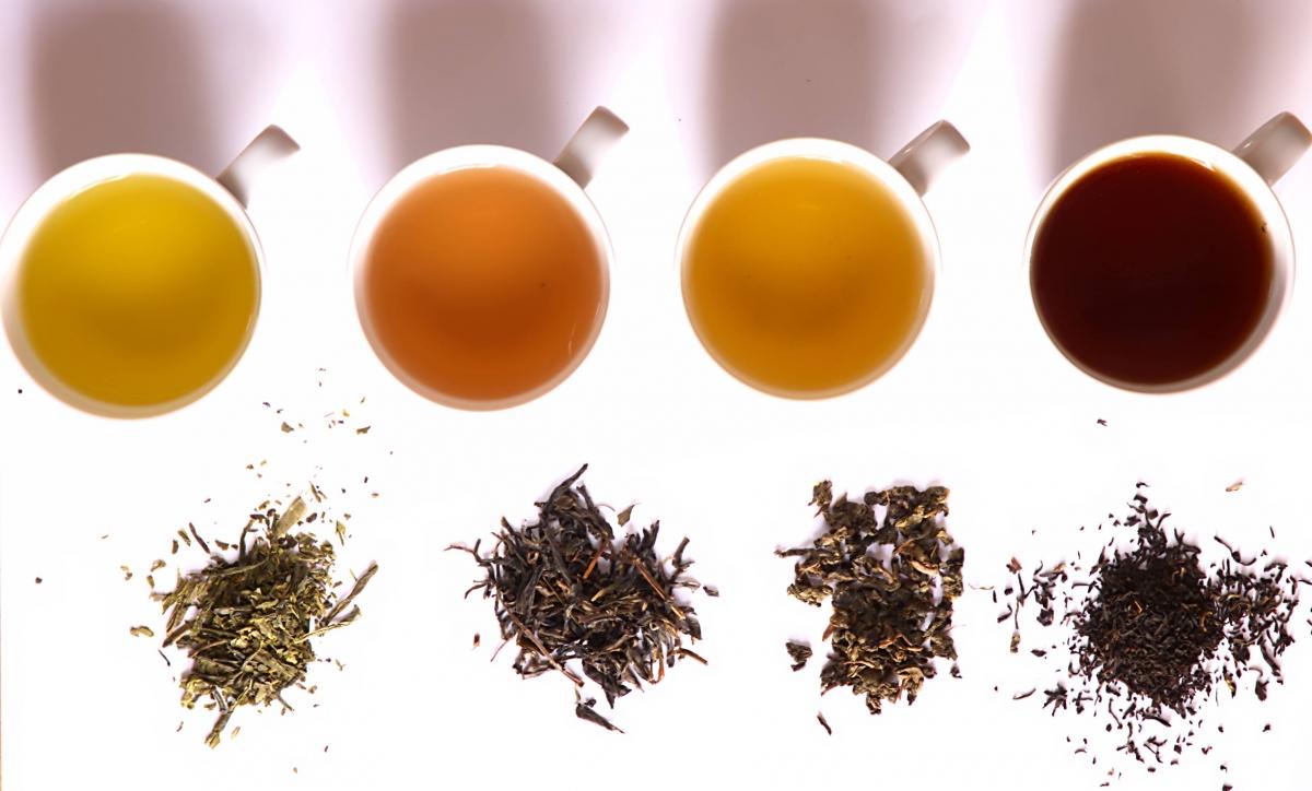 пуэр шу чай эффект