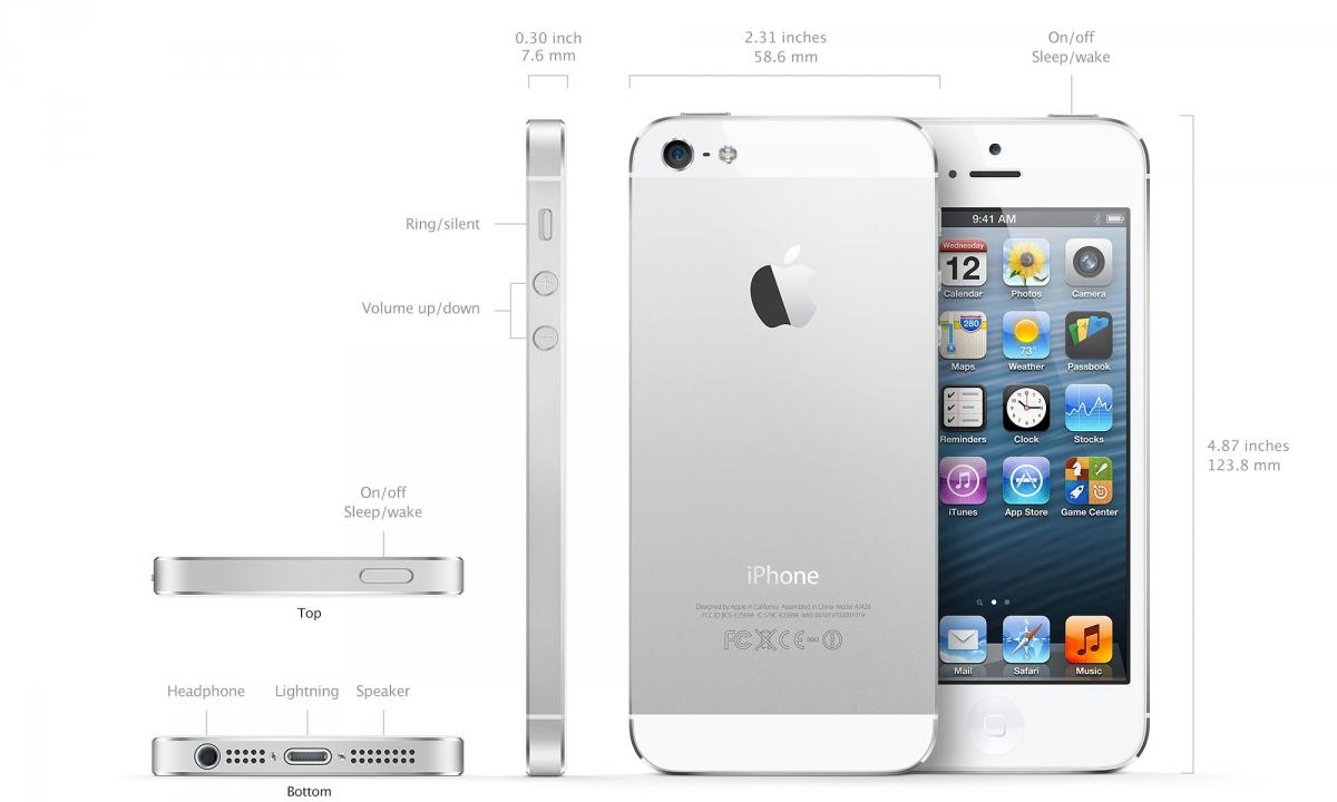 Айфон 5 s 16