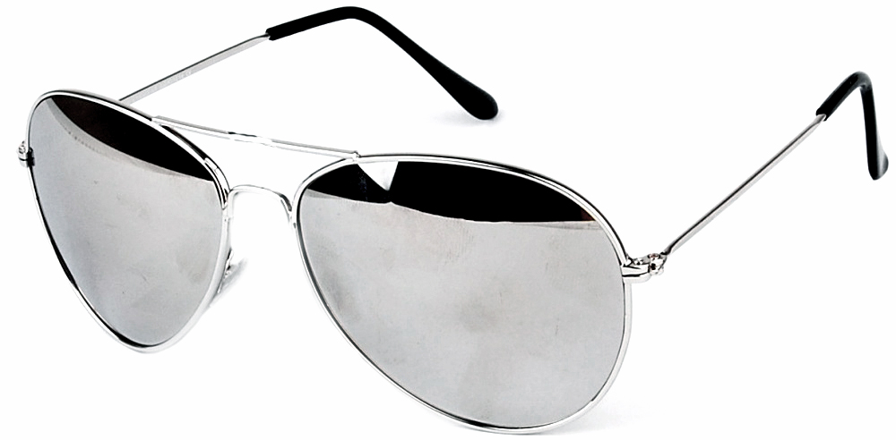 Carbon fibre ray ban aviators